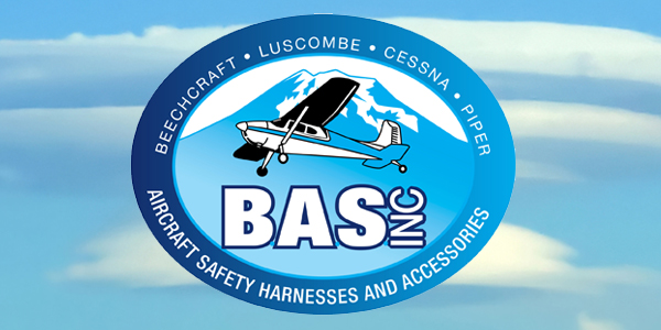 B A S  Inc , Aircraft Safety Equipment, harnesses and